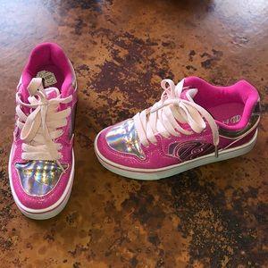 Heelys Girls Sneakers (EUC)